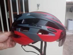 Vendo capacete ciclismo