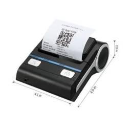 Impressora Térmica Bluetooth usb  80mm Para Pc Notebook e Celular