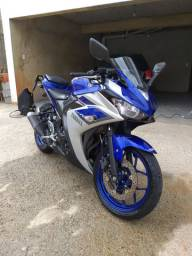 Yamaha R3 2016