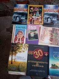 Livros usadas