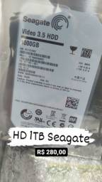 HD 1TB novo