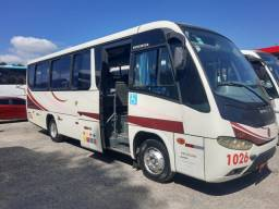 Micro ônibus rodoviário 2010