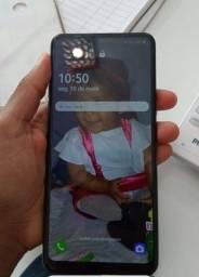 LG K51S um mês de uso + documentos
