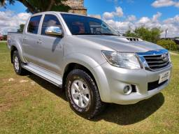Toyota Hilux SRV único dono