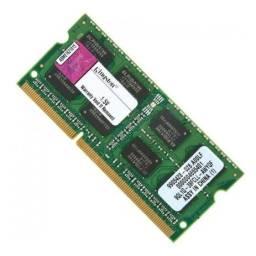 Título do anúncio: Memória Notebook 4gb 4 gb  8gb 8 gb ddr3 1333 Mhz - Várias Marcas