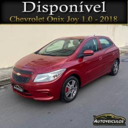 Chevrolet Onix Joy 2018 ideal para aplicativo!