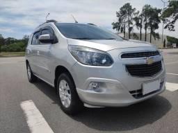 SPIN 1.8 LTZ 2016 AUTOMÁTICA 7 LUGARES
