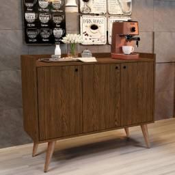 Aparador Coffe Retro- Caramelo (JP Móveis Online)