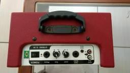 Cubo amplificador Borne