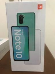 Redmi note 10 a pronta entrega novo na caixa, avalio troca por aparelhos com voltas.