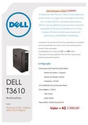 Computador Dell Workstation T3610