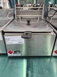 Fritadeira 1 cuba - vendedor Dheyson Paulo
