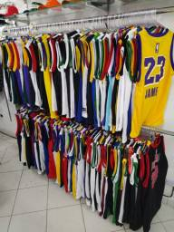 Super Promoção De Regatas NBA - R$39,90 - Seja Um Revendedor (a) !!!
