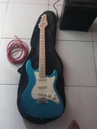 Vendo cunjunto de guitarra
