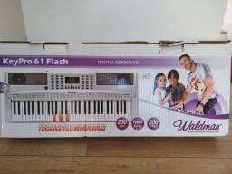 Teclado Waldman - KeyPro 61 Flash KEP-61F.