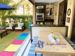 Mandara Kauai Apartamento térreo no Porto das Dunas mobiliado, belíssimo