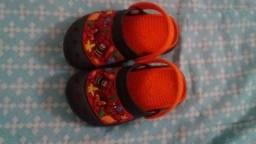 Título do anúncio: Sandália masculina infantil marca kemo 50