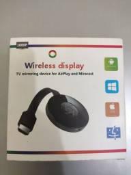 Chromecast g2, na garantia