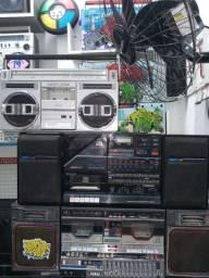 Radio gravadores antigos
