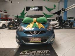 Título do anúncio: Nissan March SL 1.6 Câmbio Manual 2017
