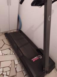 Esteira Caloi Fitness Dobrável