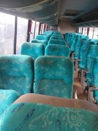 Poltronas ônibus G07 2012, Seminovas.
