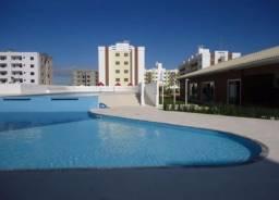 Garden ville, apto 02 dormitórios semi-mobiliado   Condomínio clube em Forquilhas