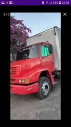 Frete caminhão baú dé 7metros