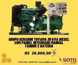 Gerador 30 kva
