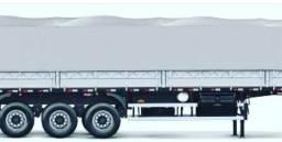Cobertura de lona para caminhão e carreta