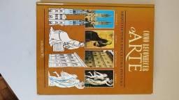 Livro Como Reconhecer a Arte - arquitetura - escultura - pintura