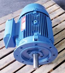 Motor WEG 20cv 3550rpm 2 polos.