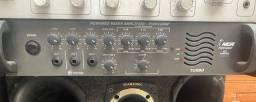 Amplificador mixer pwm1000p