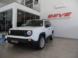 Jeep renegade sport 1.8 automatico flex