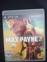 MAX PAYNE 3 (JOGO EM PORTUGUÊS PS3)