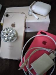 Vendo meu iPhone 8 256 Gb completo