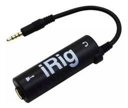 Interface de áudio profissional para live