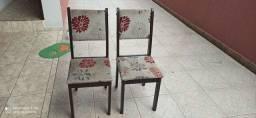 Cadeiras, vendo 3 cadeiras