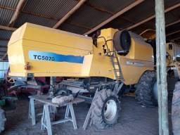 Colheitadeira TC 5070 Arrozeira