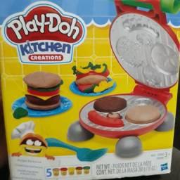 Brinquedo Play Doh Kitchen