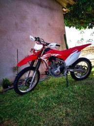Crf250f 2020