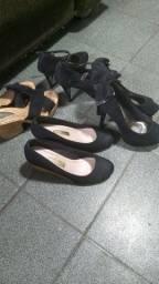 Sapatos feminino 37