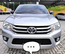 Hilux 2.7 Ano 2017/18