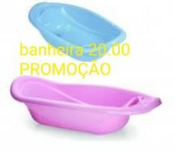 Banheira lindas para vender rápido novas 20,00