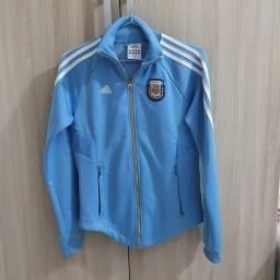Jaqueta Feminina Adidas Seleção Argentina