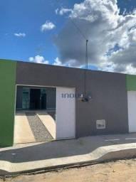 Casa com 2 dormitórios à venda, 90 m² por R$ 165.000 - Novo Maranguape I - Maranguape/CE