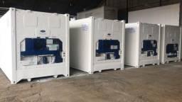 Título do anúncio: Container Refrigerado (Unidades À Parti)