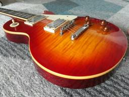 Guitarra Epiphone Les Paul Standard Handcrafted