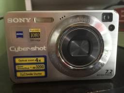 Vendo Câmera Sony R$560,00