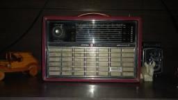 Rádio Antigo General Electric All Wave 8